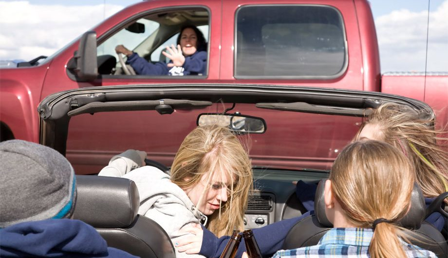risky behavior in teens - DrivingWize
