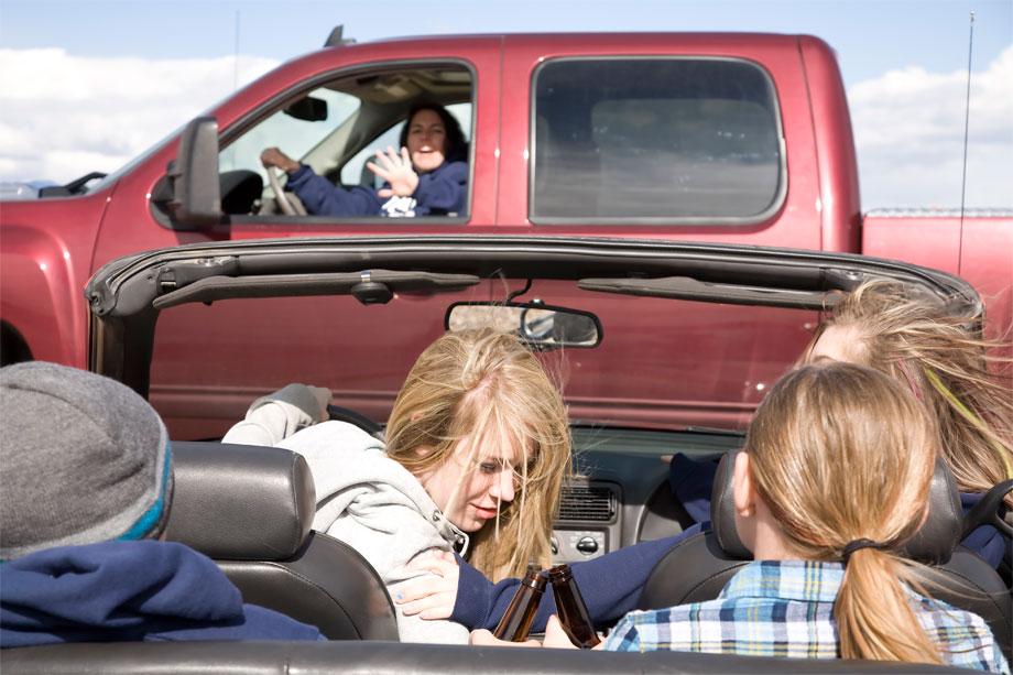 risky behavior in teens - DrivingWize